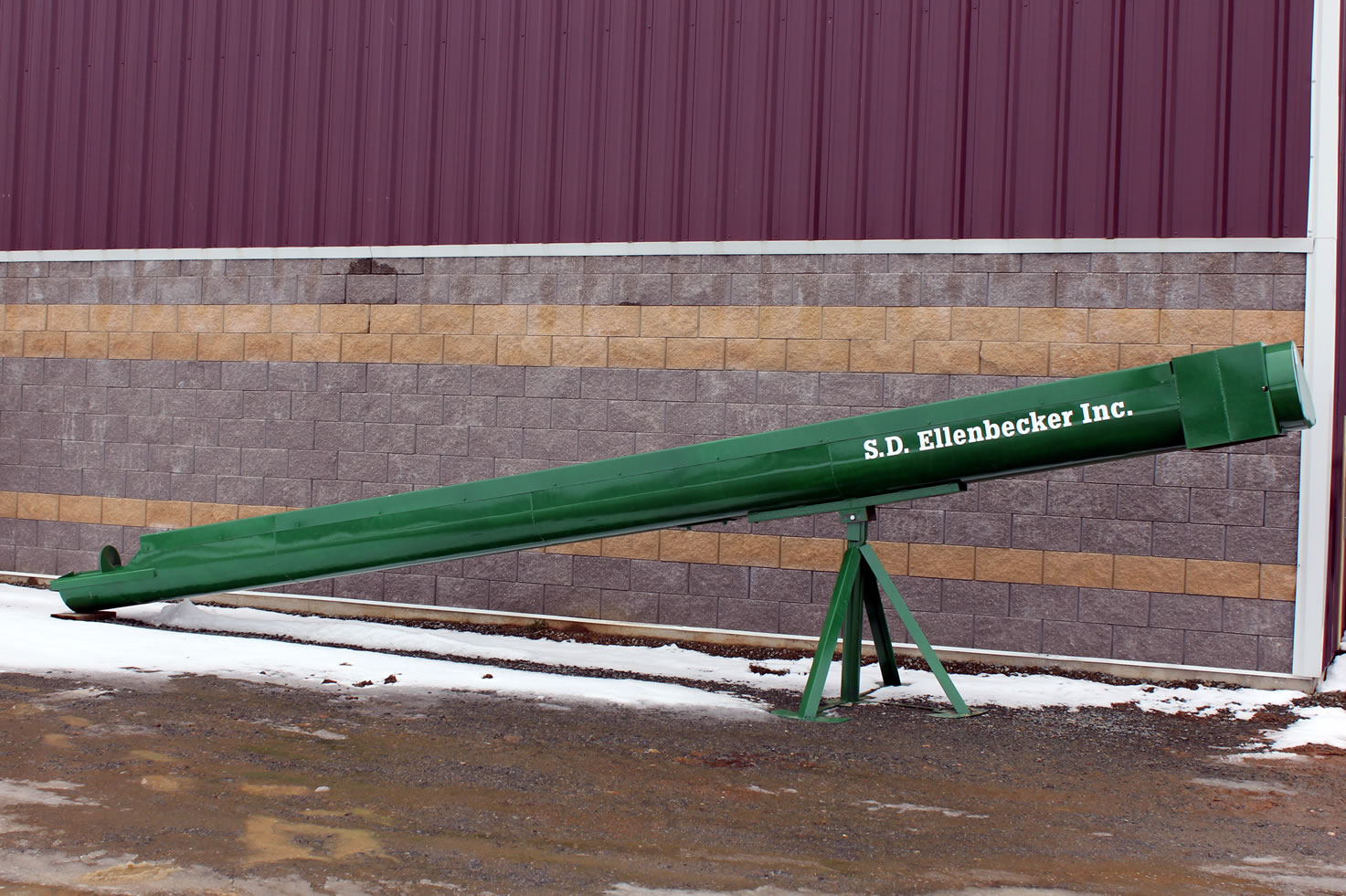 Sheahan Manure Auger
